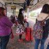 Rhubarb Theatre on the Trains (5).JPG