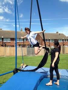 Have a go at aerial!
