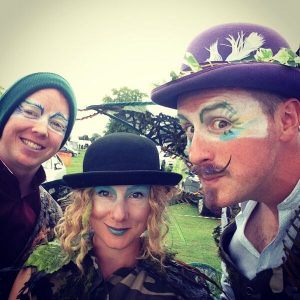 Watch out for the folk faeries spreading mischief around Boston market place!