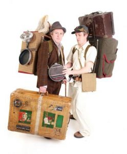 Free performances of Rambling On with Fairplay Theatre Company. Image credit Fairplay